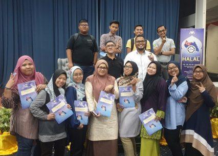 Johor Profesional Halal Executive Training 2019