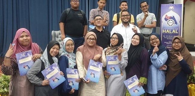 Johor Profesional Halal Executive Training 2019