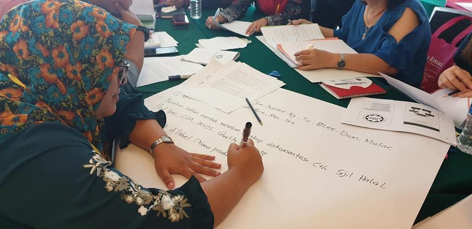 Seminar Halal Eksekutif 4.0